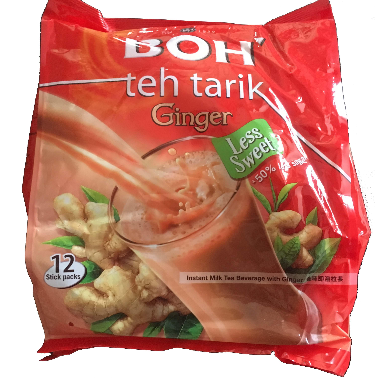 Boh Tea Teh Tarik Ginger